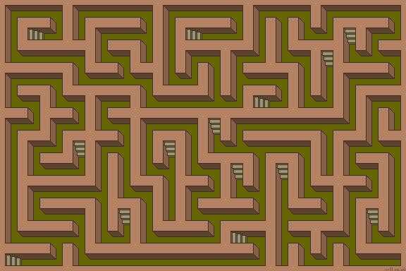 Perfect Maze